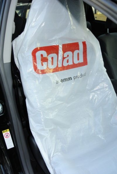 Colad Plastic stoelhoezen