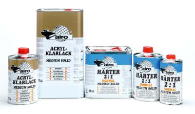 Airo MS Acryl Harder Normaal (Voor Airo MS Acryl Blanke lak)