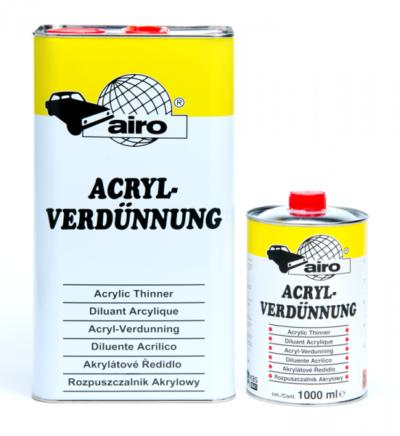 Airo Acryl Verdunner Normaal