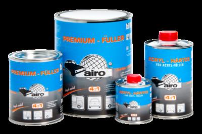 Airo Premium Fuller - Primer 4 LTR