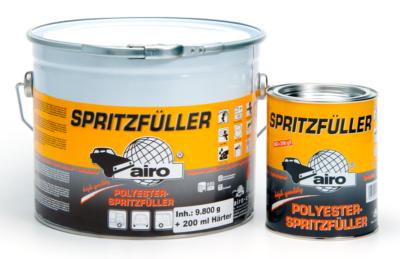 Airo SpritzFuller - Wit - Spuitplamuur