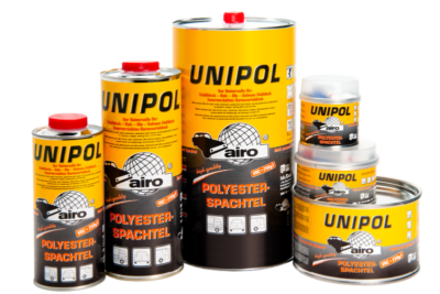 Airo Unipol Universele plamuur 10 Kg incl. 200 Gr. Harder