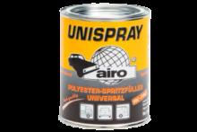 Airo UniSpray Universeel Spuitplamuur
