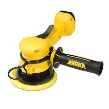Mirka polijstmachine 125mm - 12mm uitslag