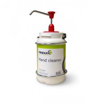 Finixa muurdispenser voor HCL 3000 - met pomp