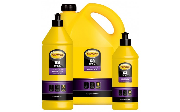 Farecla G3 Wax Premium Liquid Protection