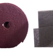 BSE Fleece Roll 115m x 10m Grijs P800