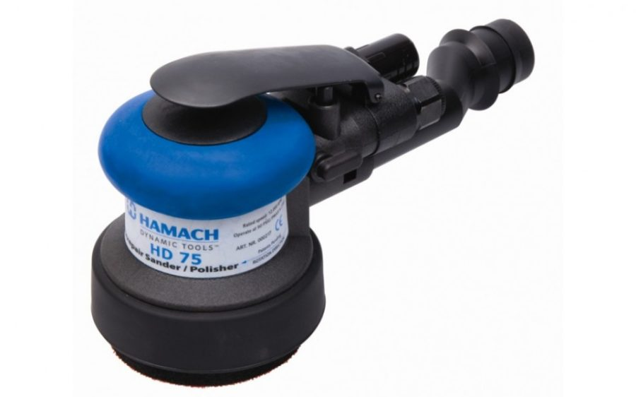 Hamach HD75 Schuurmachine Poetsmachine 75mm