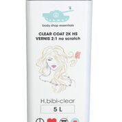 H.bibi-clear   2K HS vernis  2:1 no scratch 1L + 0