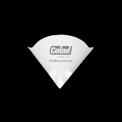 Colad Nylon verfzeefjes 125 Micron 250 stuks
