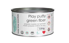 Play Putty Green  Glass Fiber 1.8 KG