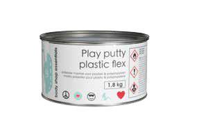 Play Putty Plastic Flex Plamuur 1.8 KG