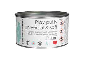 Play Putty Universal & Soft Plamuur 1.8 KG