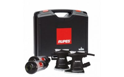 Rupes Duokit LR71TE & LS71TE Schuurmachine Set