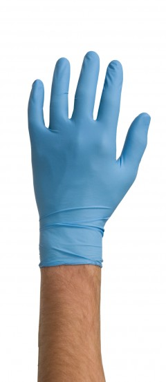 Colad Disposable Nitril handschoenen Blauw